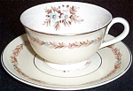 Steubenville Pattern 1243 Cup And Saucer