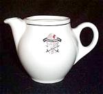 Syracuse Blackhawk Hotels Teapot