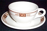 Syracuse Webster Cup And Saucer