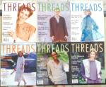 6 Issues Full Year Threads Magazine 1997