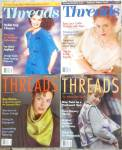 4 Issues Threads Magazine 1995