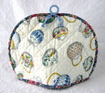 Tea Cozy Padded Teasets Teapots Tea Cosy Chintz Trim Large Usa