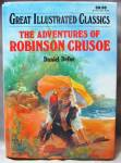The Adventures Of Robinson Crusoe - Daniel Defoe - Hard Back