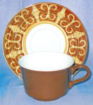 Royal Barcelona Cup And Saucer