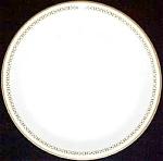 Syracuse Honey Comb Dinner Plate