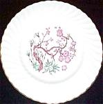 Syracuse China Spring Dinner Plate