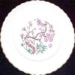 Syracuse China Spring Salad Plate