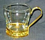 Disaronno Amaretto Glass Coffee Cup