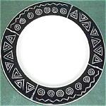 Syracuse Artifacts Chop Plate