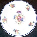 Syracuse Colonial Bread Plate