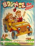 1945 Bounce The Jeep Children's Book