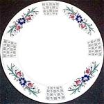 Syracuse Dorset Dessert Plate