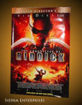 The Chronicles Of Riddick Movie Poster