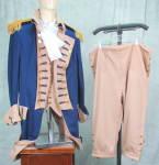 46r 1776 Revolutionary War Reenactment Uniform