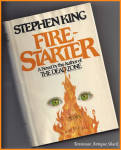 Firestarter By Stephen King 1980
