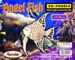 Angel Fish Model Wood Craft Construction Kit