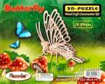 The Butterfly Model Wood Craft Construction Kit