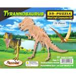 Tyrannosaurus Rex Model Wood Craft Construction Kit