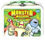 Monster Mashup Card Game With Mini Collectible Tin Lunch Box