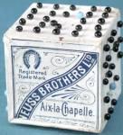 Vintage Neuss Bros Ltd Pin Cube