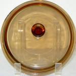 Pyrex Visions Amber Saucepan Lid