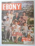 Ebony Magazine July 1961 Billy Eckstine And Family
