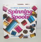 Volume 1 Spinning Spools Quilt Pattern Binder-bonesteel