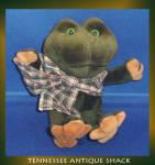 Jeremiah B. Ribbit Boyds Frog