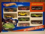 2011 Hot Wheels Gift Pack 9 Count Box Pack No. 10, Mib