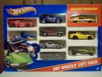 2011 Hot Wheels Gift Pack 9 Count Box Pack No. 7, Mib