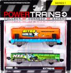 Power Trains Extreme Freight 2 Car Pack, Mib