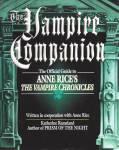 The Vampire Companion 1993 Hc