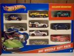 2011 Hot Wheels Gift Pack 9 Count Box Pack No. 1, Mib