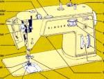 Singer 717 Scholastic Sewing Machine Manual (Smm157pdf)