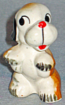 Small Beagle Dog Figurine