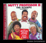 Nutty Professor Ii: The Klumps Sealed Cd Soundtrack