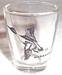 Merganser Shotglass