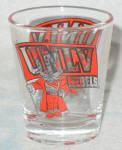 Unlv Rebels Shotglass