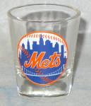 New York Mets Shotglass