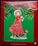 2002 A Holly Hobbie Christmas Carlton Cards Holiday Orn