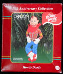 Howdy Doody Carlton Cards Holiday Ornament 1998