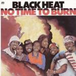 Black Heat No Time To Burn Atlantic Lp Funk