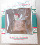 Eorth Pole Deadline Christmas Enesco Christmas 1988