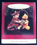Lucinda And Teddy Hallmark Keepsake Ornament Christmas