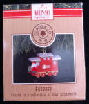 Caboose Claus & Co Rail Road Hallmark Ornament Xpr9733