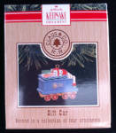 Gift Car Claus & Co Rail Road Hallmark Ornament Xpr973