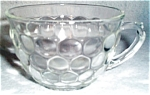 Anchor Hocking Bubble Crystal Cup
