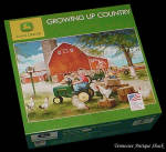 John Deere Puzzle Growing Up Country