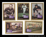 Pro Football Hall Of Fame Trading Cards 1991 Enor