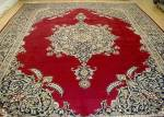 Museum Quality Kashan Authentic Persian Rug 10x13